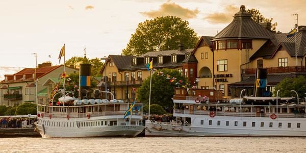 Sommarfest i Vaxholm